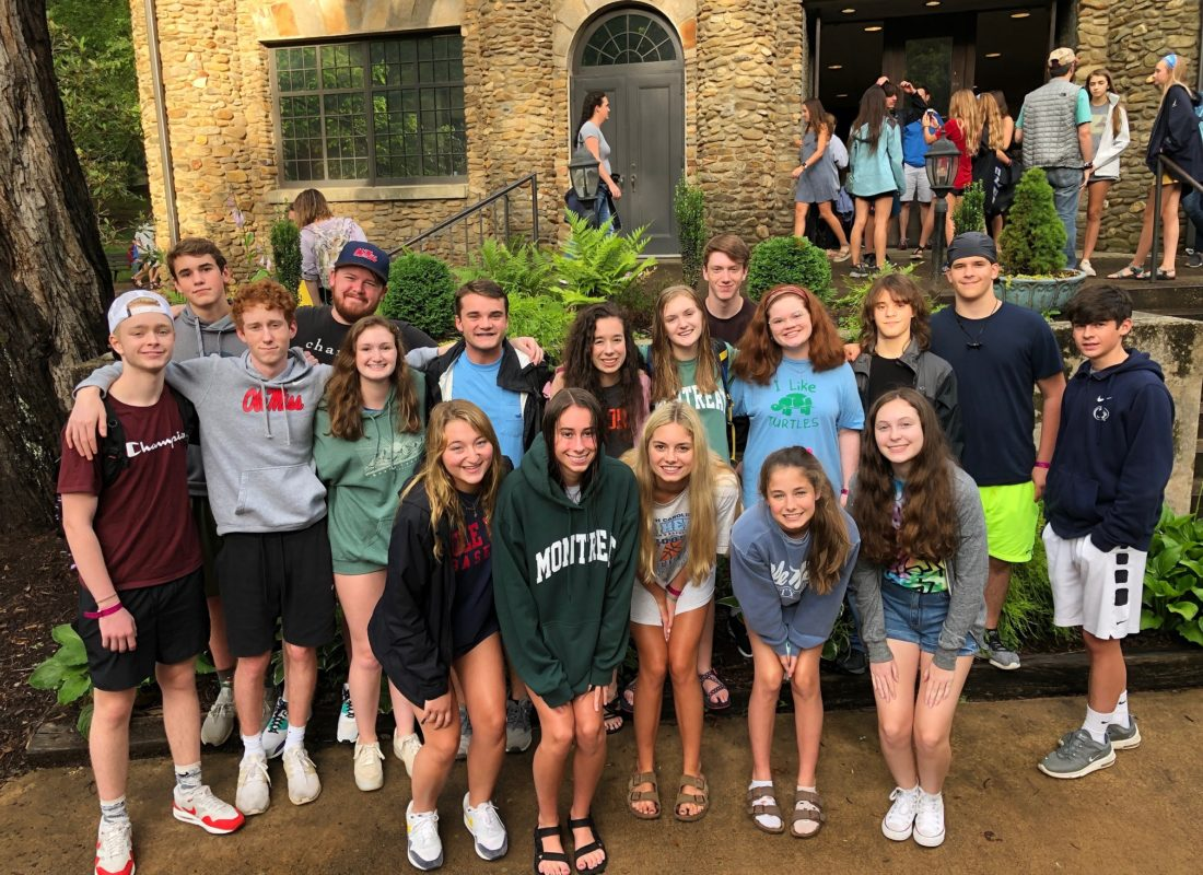 PYF 2019 Montreat Youth Conference - First Presbyterian Church of Oxford